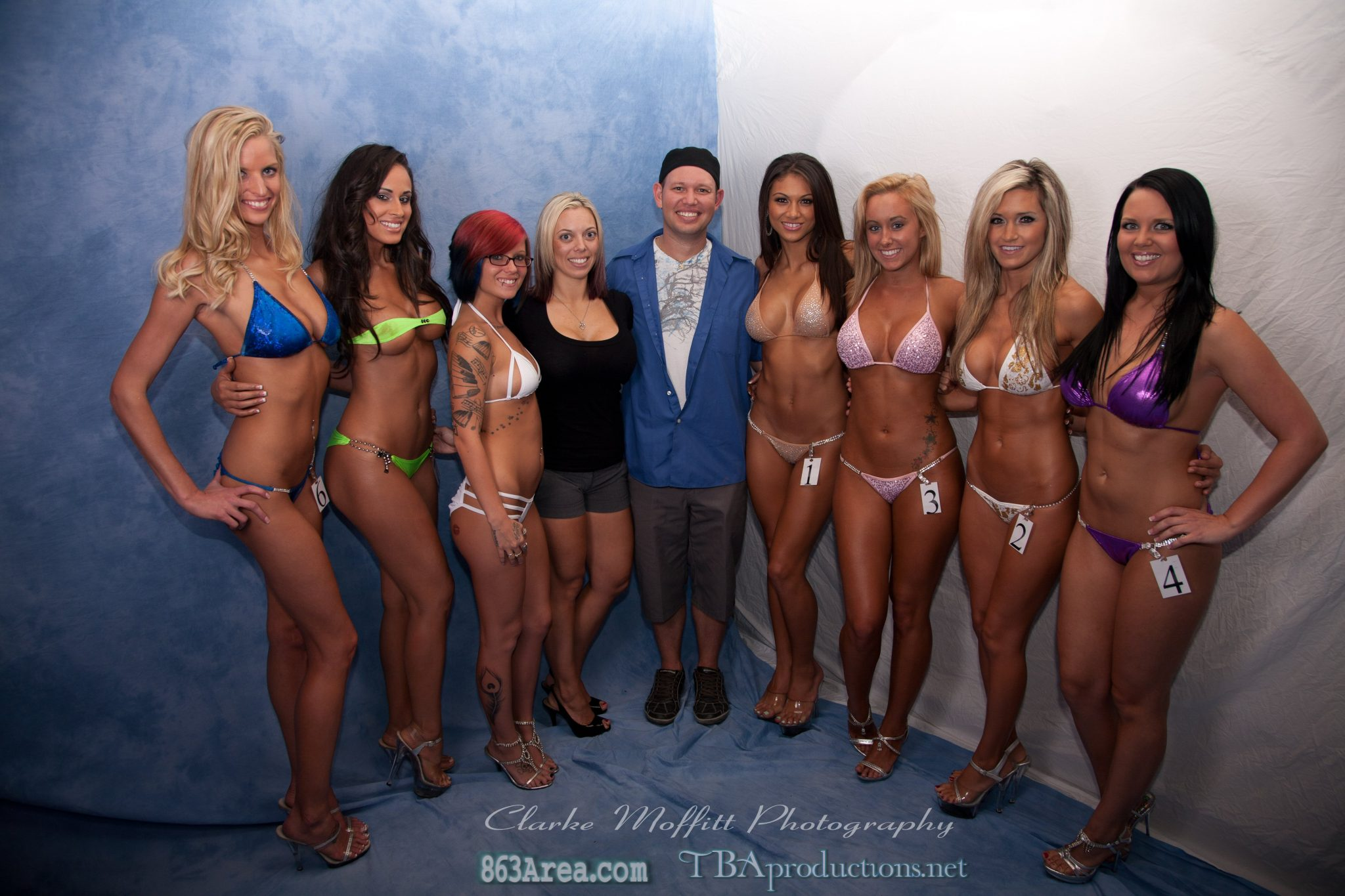 Bikini Contests & Modeling Events