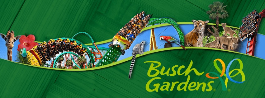 Busch Gardens Tampa FL Central Florida Entertainment