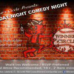 Friday Night Comedy at Winners Circle in Lakeland, Florida