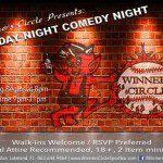 Friday Night Comedy at Winners Circle in Lakeland, Florida