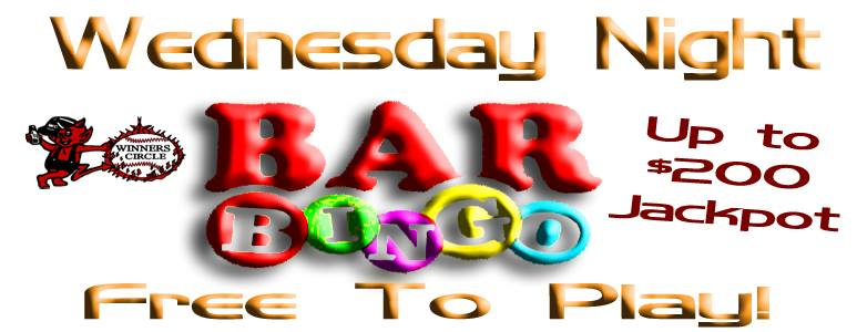 wc bar bringo wed