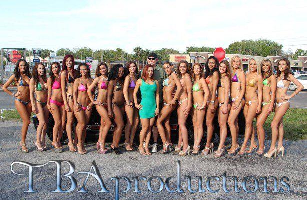 TBA bikini