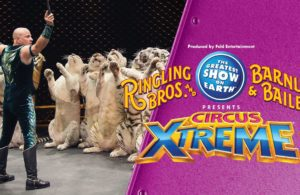 Jan. 25-29 Ringling Bros. and Barnum & Bailey Presents Circus XTREME