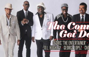 Jan. 20th, 2017 - The Comedy Get Down at Amalie Arena